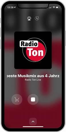 Die Radio Ton App Radio Ton
