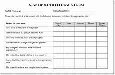 stakeholder feedback form template stakeholder templates search strategic ideas pinterest templates and search