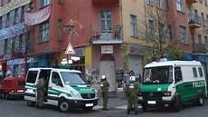 Hausbesetzer Legen Mit Den Verkehr Lahm Berlin