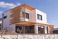 fassaden vielfaeltige fassaden und terrassen