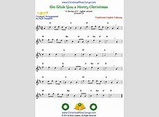 christmas music trumpet