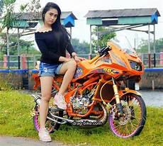 Modifikasi Rr Standar by Gilee Harga Motor Kawasaki 2 Tak Sudah 81 Juta Tiap