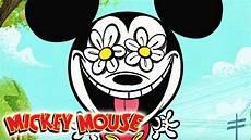 Micky Maus Malvorlagen Harga Micky Maus Eine Blume F 252 R Minnie Disney Channel