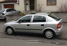 1998 Opel Astra G Car Photo And Specs