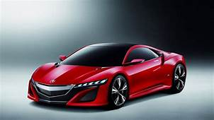 New Acura NSX 2016 Car Motor Wallpaper Slideshow  YouTube