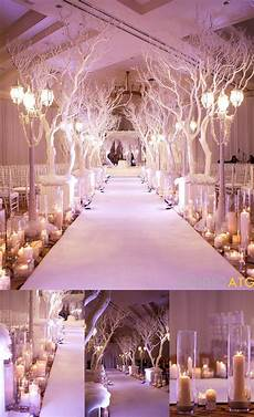 17 pretty perfect ceremony decor ideas winter wedding