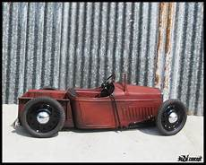 voiture a pedale hozoi graffiti metal shaping design my rod pedal car
