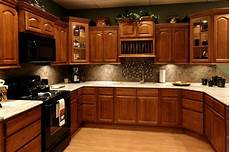 shapely kitchen paint colors with honey oak cabinets