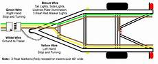 utility trailer wiring diagram how to fix up an old trailer and make it look brand new