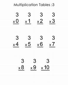 multiplication worksheets of 6 4538 mathematics tables addition 1 2 3 4