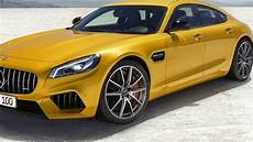 2019 all new mercedes amg gt4