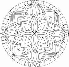 mandala coloring pages book 17868 approx 6 quot in diameter technical pen on white heavy cartridge paper well after the