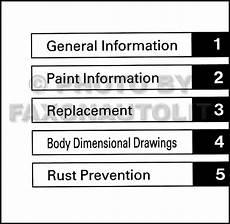 service and repair manuals 2012 honda cr z seat position control 2012 2014 honda cr v body repair shop manual original