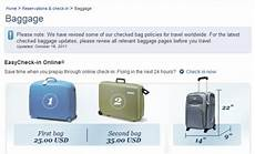 us rejects delay request from global airlines bag fee