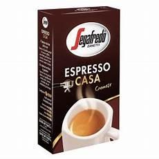 café moulu expresso caf 233 moulu espresso casa segafredo mon caf 233 italien