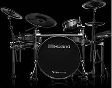 Roland Td 50kv V Drums With Kd A22