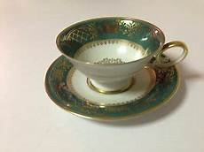 p t bavaria tirschenreuth germany cup and saucer pattern