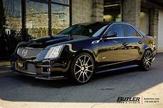cadillac cts v with 20in savini bm12 wheels exclusively