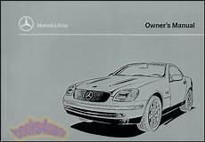 where to buy car manuals 1999 mercedes benz slk class parental controls 1999 mercedes slk230 kompressor owners manual book slk 230 handbook benz 1999 mb ebay