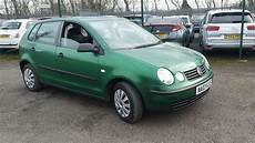 Vw Polo E 2003 1 2 Petrol Mot 8th Of May Excellent
