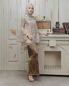 Inspirasi Model Kebaya Wisuda Ala Selebgram Indonesia