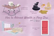 Feng Shui Tipps - attract the energy of wealth with feng shui tips