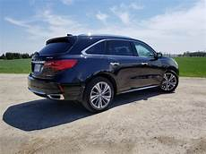 review 2018 acura mdx wheels ca