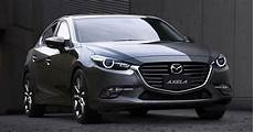 2016 Mazda 3 Facelift Officially Revealed New Looks