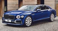 2020 bentley flying spur 2020 bentley flying spur edition announced as