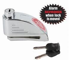 elektro2rad de bremsscheibenschloss mit alarm