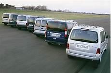 Sieben Kastenwagen Im Vergleich Autobild De