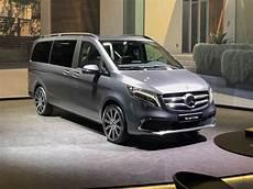 Mercedes V Klasse Und Marco Polo Facelift 2019 Autogef 252 Hl