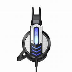 Langsdom Hifi Noise Cancelling Gaming Wired by Headphones Earphones Borofone Bo100 Ear Wired