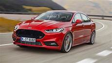 Ford Mondeo St Render Needs To Happen In Real