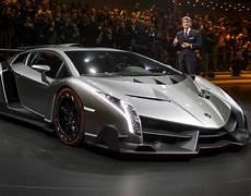All Lamborghini Venenos