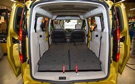2017 Ford Transit Connect Interior Dimensions