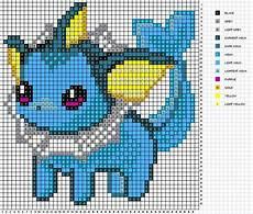 Minecraft Malvorlagen Xp Vaporeon Pattern By H3llok66aren99 Perler