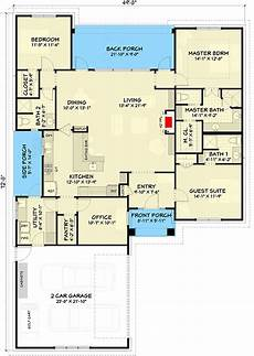 3 garage house plans 3 bed house plan with courtyard entry garage 28900jj