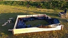 sandkasten selber bauen sandkasten selber bauen eine anleitungbaublog saskia