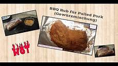 rub für pulled pork thermomix 174 tm5 bbq rub f 252 r pulled pork gew 252 rzmischung