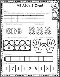 subtraction worksheets for ukg 10299 number one activities by roltgen teachers pay teachers