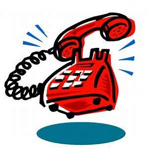 Image result for important phone numbers clip art