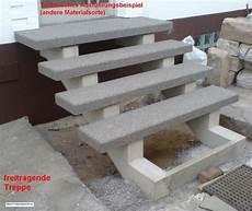 Treppe Freitragend Beton Schwimmbadtechnik