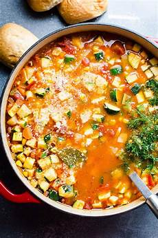 best ever vegetable soup ifoodreal