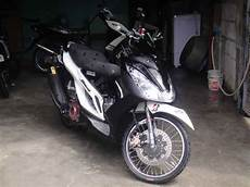 Modifikasi Motor Skydrive by Hasil Modifikasi Motor Suzuki Skydrive Terbaru