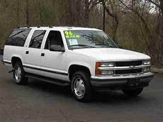 car maintenance manuals 1996 chevrolet suburban 1500 seat position control purchase used 1996 chevy suburban no reserve 4x4 3rd row seating free carfax automatic clean in