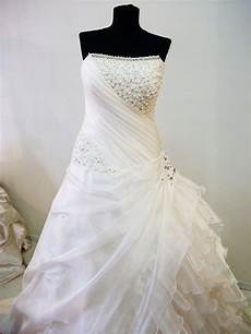 Wedding Gown White Colour