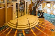 take a sneak peek inside the disney cruise ship docked in ireland belfast live