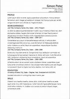 download resume builder free cv maker resume templates