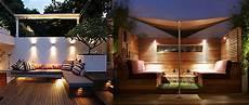 illuminazione terrazzo led progettare la terrazza come una zona relax